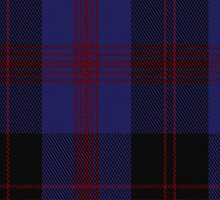 00187 Angus District Tartan Fabric Print Iphone Case by Detnecs2013