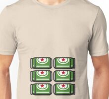 Real six pack Unisex T-Shirt