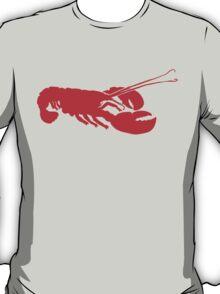 Lobster Outline T-Shirt