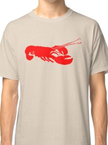 Lobster Outline Classic T-Shirt