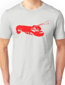 Lobster Outline Unisex T-Shirt