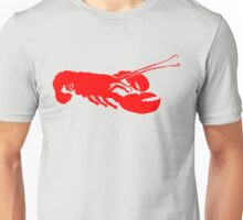 Lobster Outline Unisex T-Shirt
