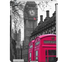 London - Pink iPad Case/Skin