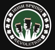 Irish Spring Revolution Kids Clothes