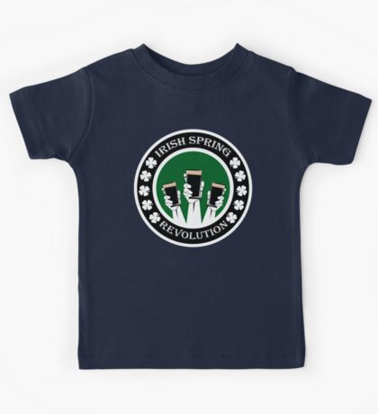 Irish Spring Revolution Kids Tee