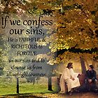 If we confess-1 Jn. 1:9 by vigor