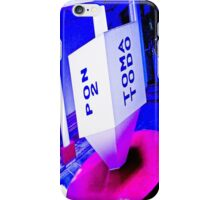Put one, we put two all. iPhone Case/Skin