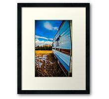 Allegro RV #3 Framed Print