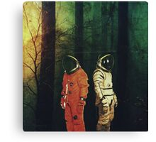 Lost # 1 Canvas Print
