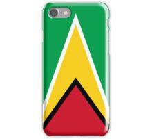 Guyana Flag iPhone Case/Skin