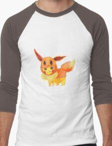 Picavee Men's Baseball ¾ T-Shirt