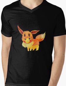 Picavee Mens V-Neck T-Shirt