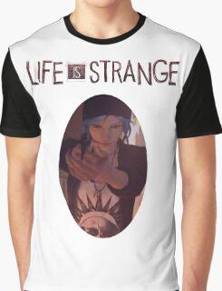 Life is strange - Chloe Graphic T-Shirt