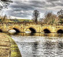 Bakewell Bridge by Nick Field