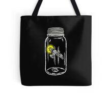 Unusual Firefly Tote Bag