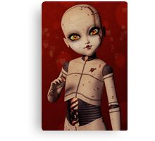 Ball Jointed Doll - Love Canvas Print