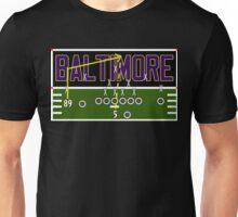 Baltimore Ravens Touchdown Unisex T-Shirt