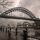 HDR Tyneside by Andrew Pounder