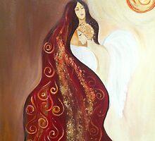 """""""Angelic Embrace"""" by nelinda"""