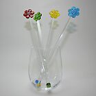 swizzle sticks by Lynne Prestebak