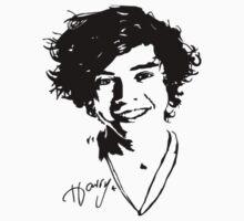 1D Harry Styles by mattfield