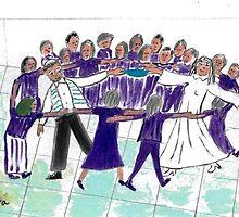 Jewish Wedding Circle Dance by OraMorrison