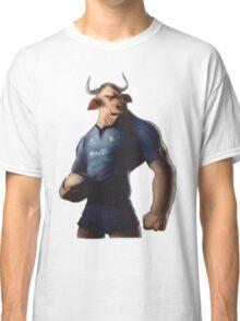 SOUTH AFRICA SEXY SUPER THE BULL RUGBY BLUE BULLS SUPORTER T SHIRT BRAAI BILTONG Classic T-Shirt