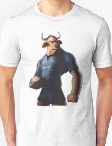 SOUTH AFRICA SEXY SUPER THE BULL RUGBY BLUE BULLS SUPORTER T SHIRT BRAAI BILTONG Unisex T-Shirt