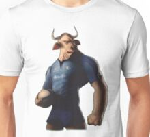 SOUTH AFRICA SEXY SUPER THE BULL RUGBY BLUE BULLS SUPORTER T SHIRT BRAAI BILTONG Unisex T-Shirt