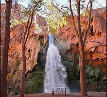 Havasu Falls by Stellina Giannitsi