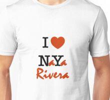 I Heart NaYa Rivera Unisex T-Shirt