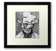 Van Gogh 11. Framed Print