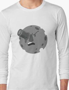 Le voyage dans la lune Long Sleeve T-Shirt
