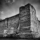 Colchester Castle by Svetlana Sewell