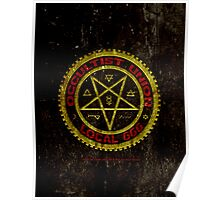 OCCULTIST UNION LOCAL 666     019 Poster