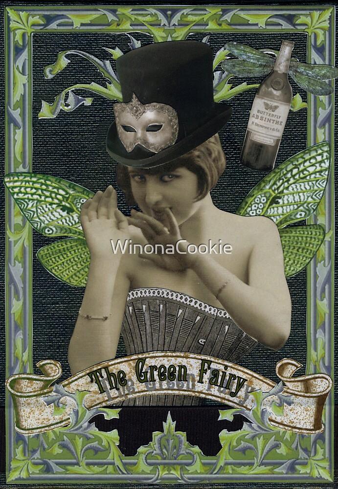 Absinthe Fairy - Marcellin by WinonaCookie