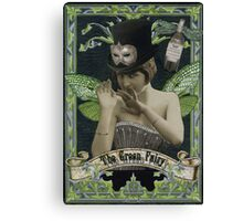 Absinthe Fairy - Marcellin Canvas Print