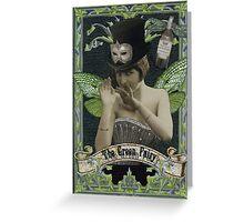 Absinthe Fairy - Marcellin Greeting Card