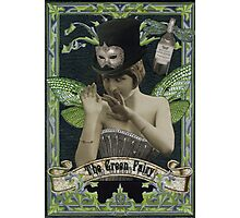 Absinthe Fairy - Marcellin Photographic Print