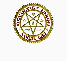 OCCULTIST UNION LOCAL 666     019 T-Shirt