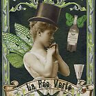 Absinthe Fairy - Verlaine by WinonaCookie