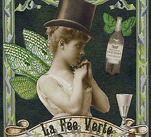 Absinthe Fairy - Verlaine by WinonaCookie