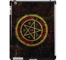OCCULTIST UNION LOCAL 666     019 iPad Case/Skin