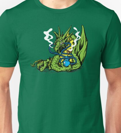 HOOKAH DRAGON Unisex T-Shirt