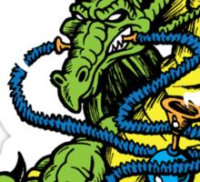 HOOKAH DRAGON Sticker