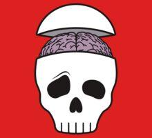 Brainy Skull Kids Clothes