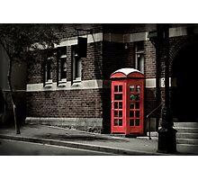 Urban Reality Photographic Print