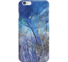 Hide & Seek Wax Butterfly Art iPhone Case/Skin