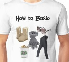 How to Basic Unisex T-Shirt