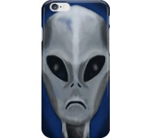 The Grey, Friend or Foe? iPhone Case/Skin